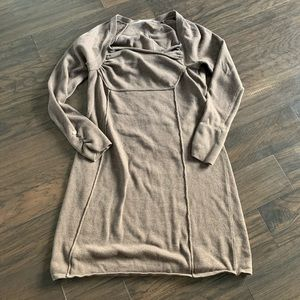Athleta sweater dress size XL